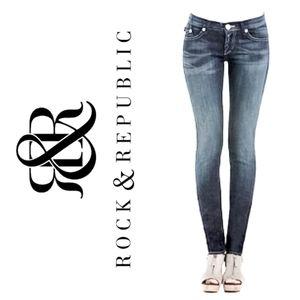 29x34 *LONG* Rock & Republic Berlin Skinny Jeans